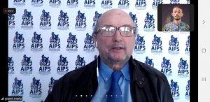 جياني نيرلو رئيس الاتحاد الدولي للصحافه الرياض