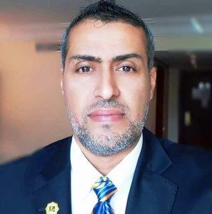 عبدالستار الهمداني رئيس اتحاد كره السله